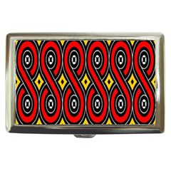 Toraja Traditional Art Pattern Cigarette Money Cases by BangZart