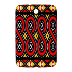Toraja Traditional Art Pattern Samsung Galaxy Note 8 0 N5100 Hardshell Case  by BangZart