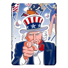 Independence Day United States Of America Ipad Air Hardshell Cases by BangZart