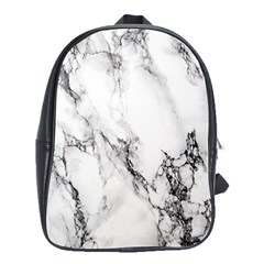 Marble Pattern School Bags(large)  by BangZart