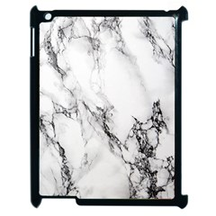 Marble Pattern Apple Ipad 2 Case (black) by BangZart