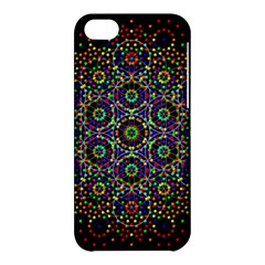 The Flower Of Life Apple Iphone 5c Hardshell Case by BangZart