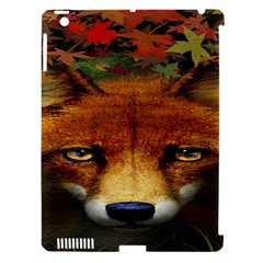Fox Apple Ipad 3/4 Hardshell Case (compatible With Smart Cover) by BangZart