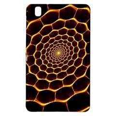 Honeycomb Art Samsung Galaxy Tab Pro 8 4 Hardshell Case by BangZart