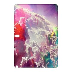 Clouds Multicolor Fantasy Art Skies Samsung Galaxy Tab Pro 10 1 Hardshell Case by BangZart