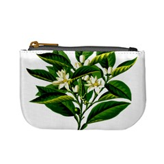 Bitter Branch Citrus Edible Floral Mini Coin Purses by Nexatart