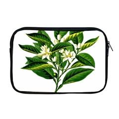 Bitter Branch Citrus Edible Floral Apple Macbook Pro 17  Zipper Case