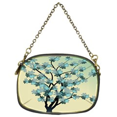 Branches Field Flora Forest Fruits Chain Purses (one Side)  by Nexatart