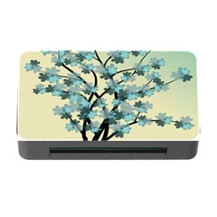 Branches Field Flora Forest Fruits Memory Card Reader With Cf by Nexatart