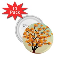 Branches Field Flora Forest Fruits 1 75  Buttons (10 Pack) by Nexatart