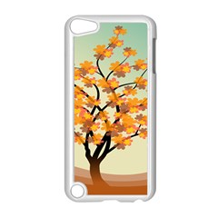 Branches Field Flora Forest Fruits Apple Ipod Touch 5 Case (white) by Nexatart