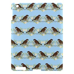 Sparrows Apple Ipad 3/4 Hardshell Case by SuperPatterns