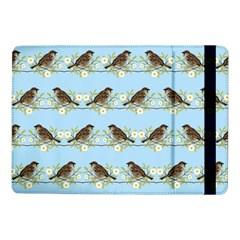 Sparrows Samsung Galaxy Tab Pro 10 1  Flip Case by SuperPatterns