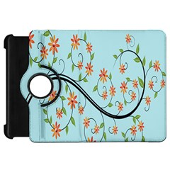 Branch Floral Flourish Flower Kindle Fire Hd 7  by Nexatart