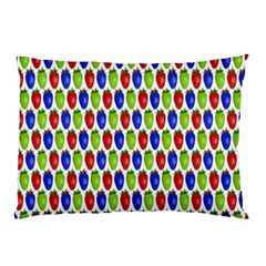 Colorful Shiny Eat Edible Food Pillow Case (two Sides) by Nexatart