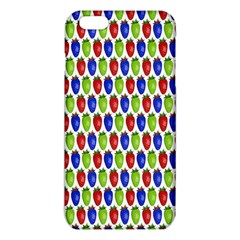 Colorful Shiny Eat Edible Food Iphone 6 Plus/6s Plus Tpu Case by Nexatart