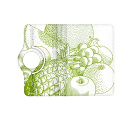Fruits Vintage Food Healthy Retro Kindle Fire Hd (2013) Flip 360 Case by Nexatart