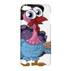 Turkey Animal Pie Tongue Feathers Apple Ipod Touch 5 Hardshell Case by Nexatart