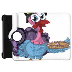 Turkey Animal Pie Tongue Feathers Kindle Fire Hd 7  by Nexatart