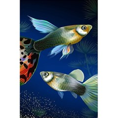 Marine Fishes 5 5  X 8 5  Notebooks by BangZart