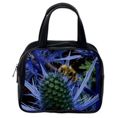 Chihuly Garden Bumble Classic Handbags (one Side) by BangZart