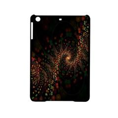 Multicolor Fractals Digital Art Design Ipad Mini 2 Hardshell Cases by BangZart