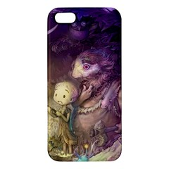 Cartoons Video Games Multicolor Apple Iphone 5 Premium Hardshell Case by BangZart