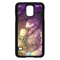 Cartoons Video Games Multicolor Samsung Galaxy S5 Case (black) by BangZart