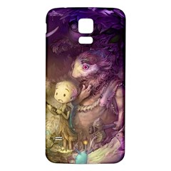 Cartoons Video Games Multicolor Samsung Galaxy S5 Back Case (white) by BangZart