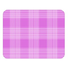 Seamless Tartan Pattern Double Sided Flano Blanket (large)  by BangZart