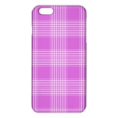 Seamless Tartan Pattern Iphone 6 Plus/6s Plus Tpu Case by BangZart