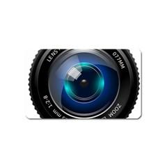 Camera Lens Prime Photography Magnet (name Card)