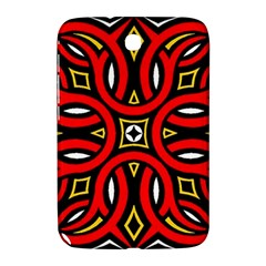 Traditional Art Pattern Samsung Galaxy Note 8 0 N5100 Hardshell Case  by BangZart