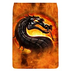 Dragon And Fire Flap Covers (s)  by BangZart