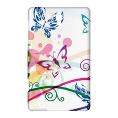 Butterfly Vector Art Samsung Galaxy Tab S (8 4 ) Hardshell Case