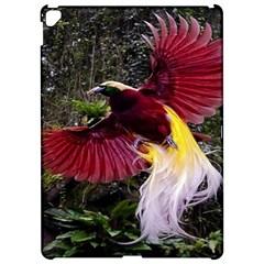 Cendrawasih Beautiful Bird Of Paradise Apple Ipad Pro 12 9   Hardshell Case