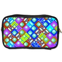 Pattern Factory 32b Toiletries Bags 2 Side by MoreColorsinLife
