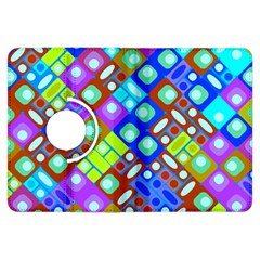 Pattern Factory 32b Kindle Fire Hdx Flip 360 Case by MoreColorsinLife
