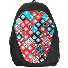 Pattern Factory 32d Backpack Bag by MoreColorsinLife