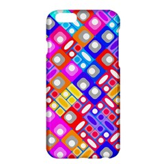 Pattern Factory 32a Apple Iphone 6 Plus/6s Plus Hardshell Case by MoreColorsinLife