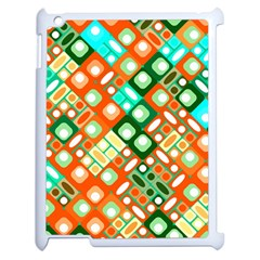 Pattern Factory 32c Apple Ipad 2 Case (white) by MoreColorsinLife