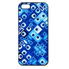 Pattern Factory 32e Apple Iphone 5 Seamless Case (black) by MoreColorsinLife
