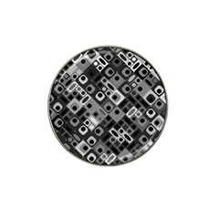 Pattern Factory 32f Hat Clip Ball Marker (4 Pack) by MoreColorsinLife