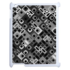 Pattern Factory 32f Apple Ipad 2 Case (white) by MoreColorsinLife