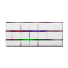 Blurred Lines Cosmetic Storage Cases by designsbyamerianna