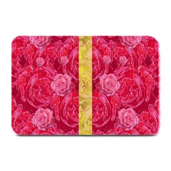 Rose And Roses And Another Rose Plate Mats by pepitasart