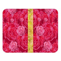 Rose And Roses And Another Rose Double Sided Flano Blanket (large)  by pepitasart