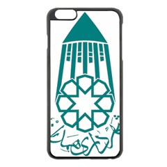 Seal Of Hamedan  Apple Iphone 6 Plus/6s Plus Black Enamel Case by abbeyz71