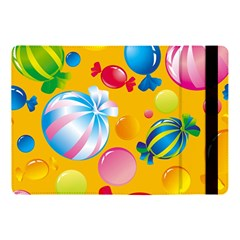 Sweets And Sugar Candies Vector  Apple Ipad Pro 10 5   Flip Case