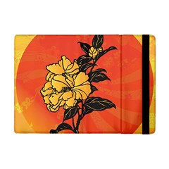 Vector Asian Flowers Apple Ipad Mini Flip Case by BangZart